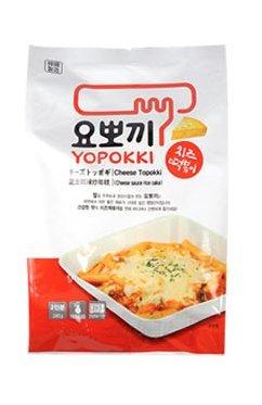 Yopokki cheese topokki how to cook