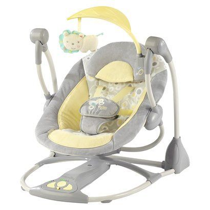 bright starts ingenuity smart and quiet portable swing manual