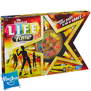 game of life fame edition instructions