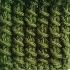written instructions for knitting bamboo stitch