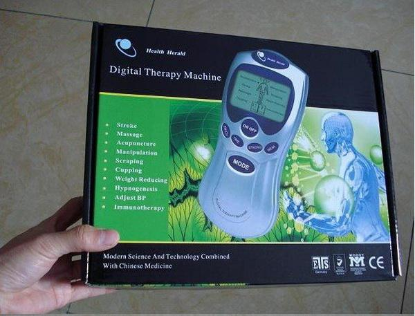 health herald digital therapy machine manual french