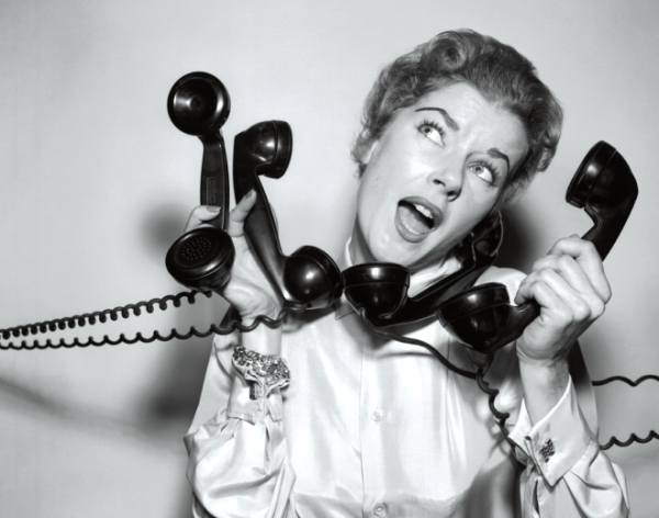 Business how to answer the phone