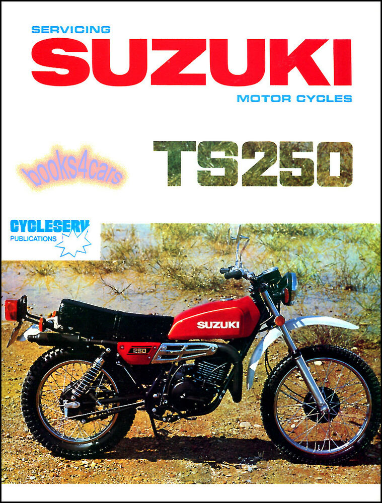 Suzuki dr 250 manual free download