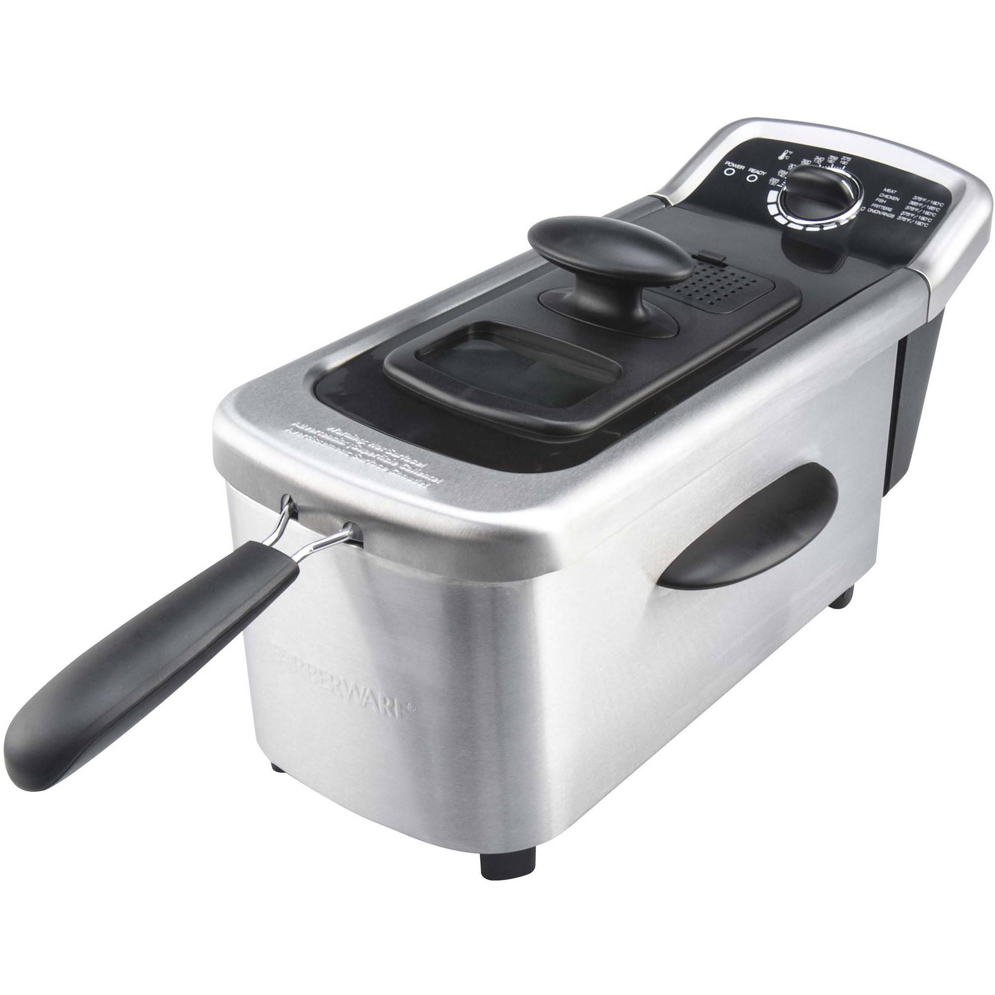 farberware 4 liter deep fryer instructions