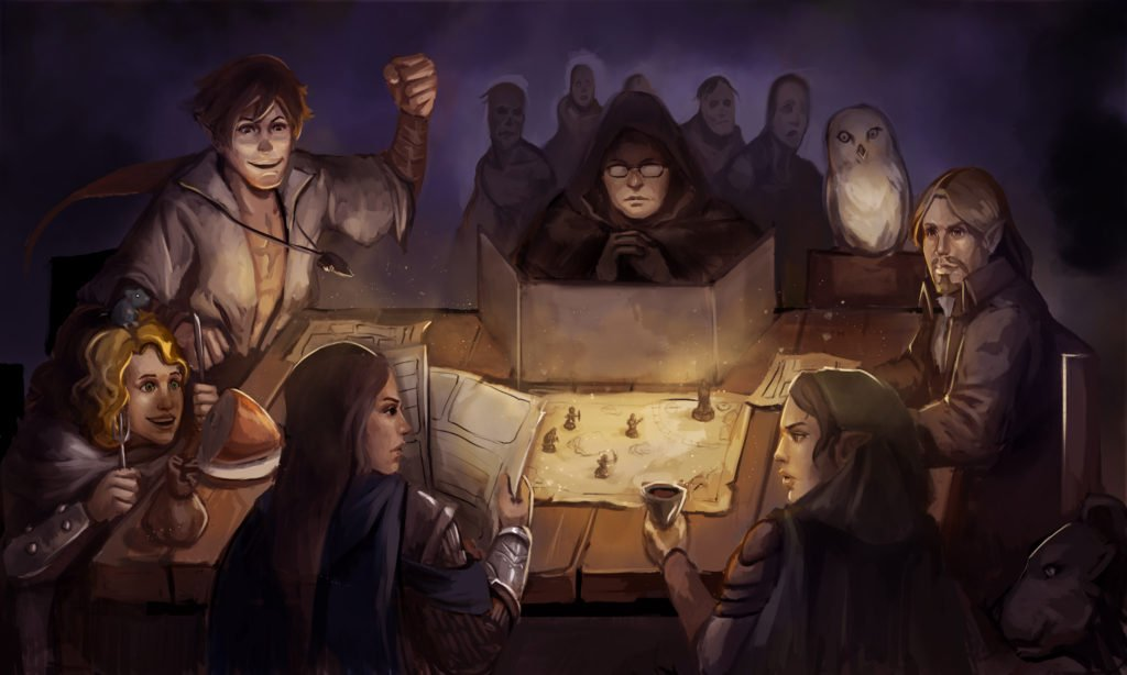Dnd how to create interesting carater game master