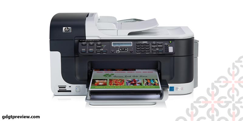 Hp officejet pro l7380 manual