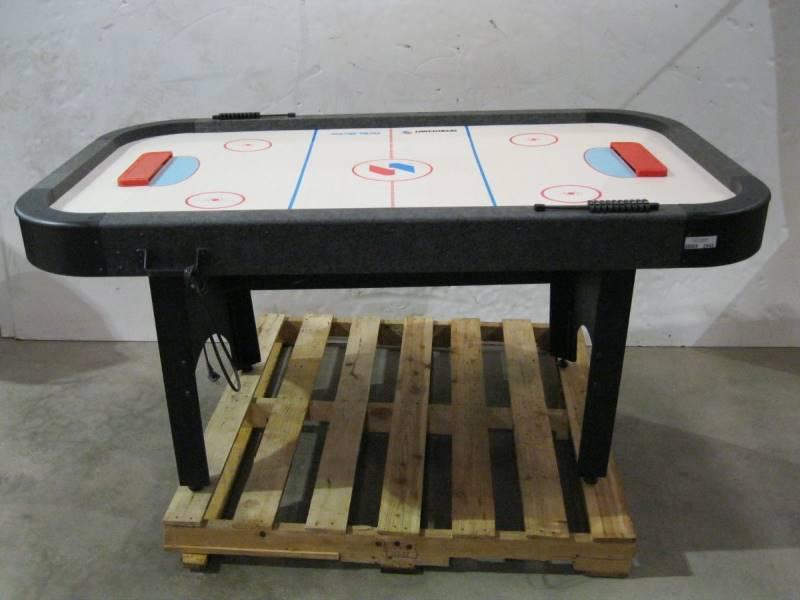 sportcraft air hockey table manual