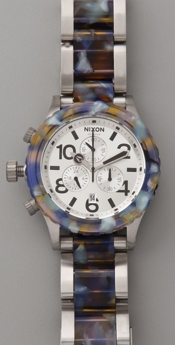 nixon 42 20 chrono manual