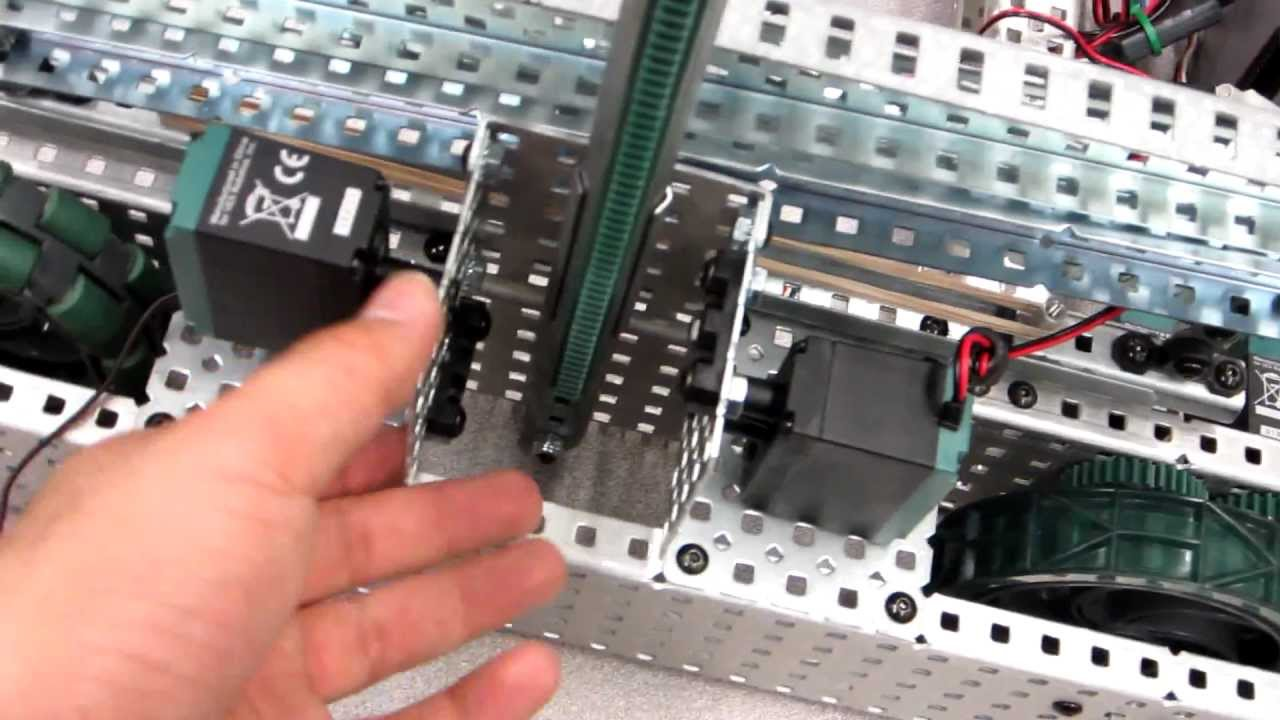 vex scissor lift instructions
