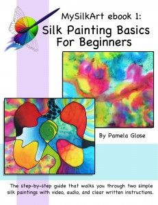silk fabric painting instructions