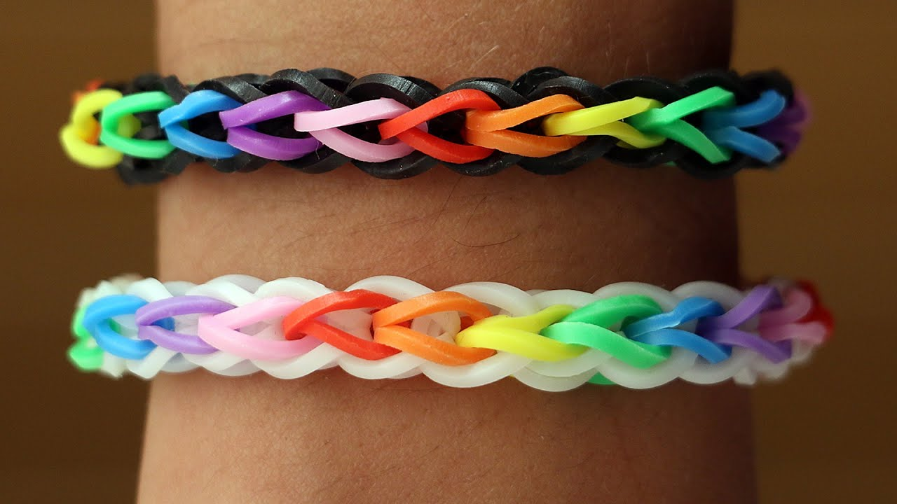 loom bands instructions without loom