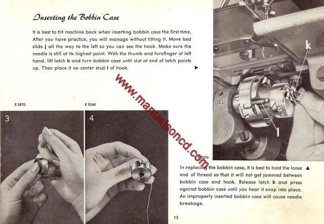 pfaff 230 260 service manual