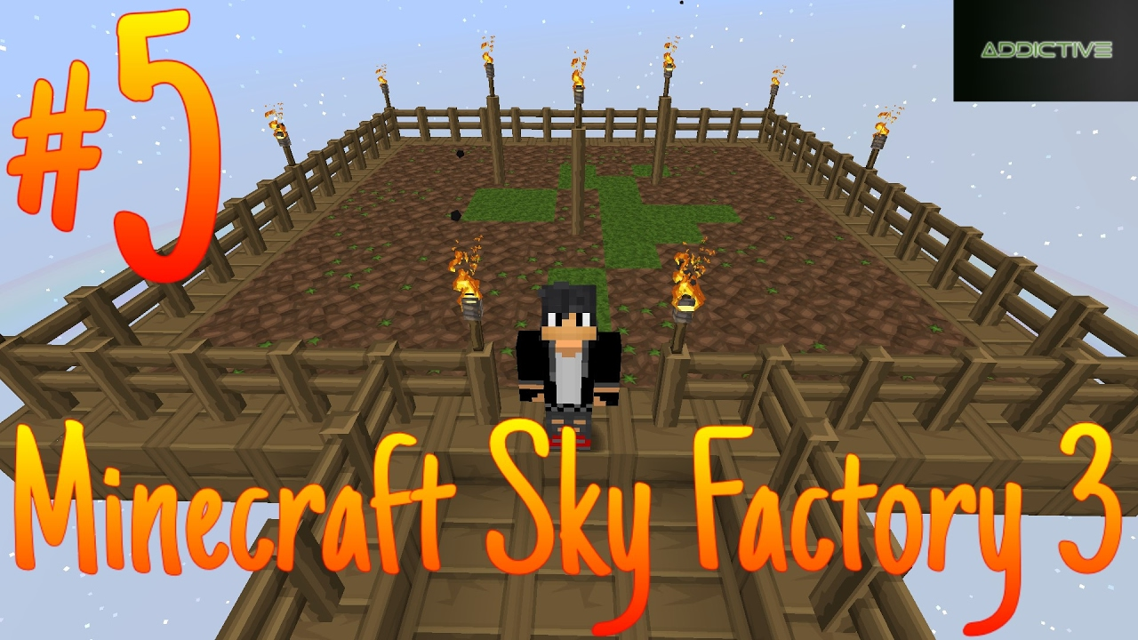 Minecraft sky factory 3 si guide