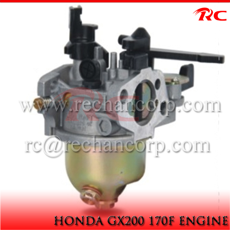 honda gx200 water pump manual