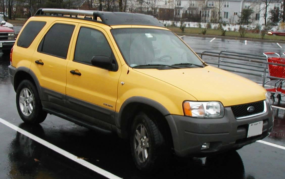 2005 ford escape xls manual 4wd suv