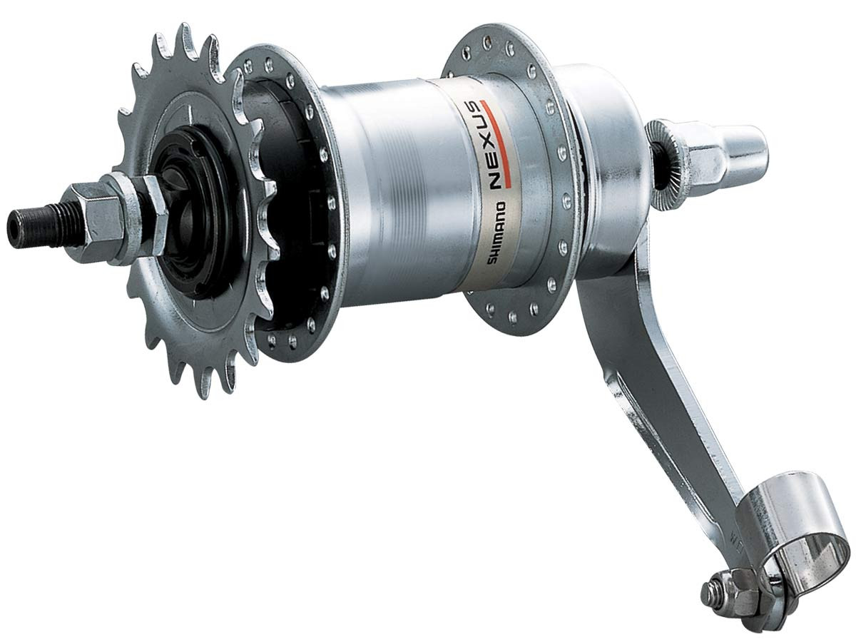 shimano nexus 3 speed manual