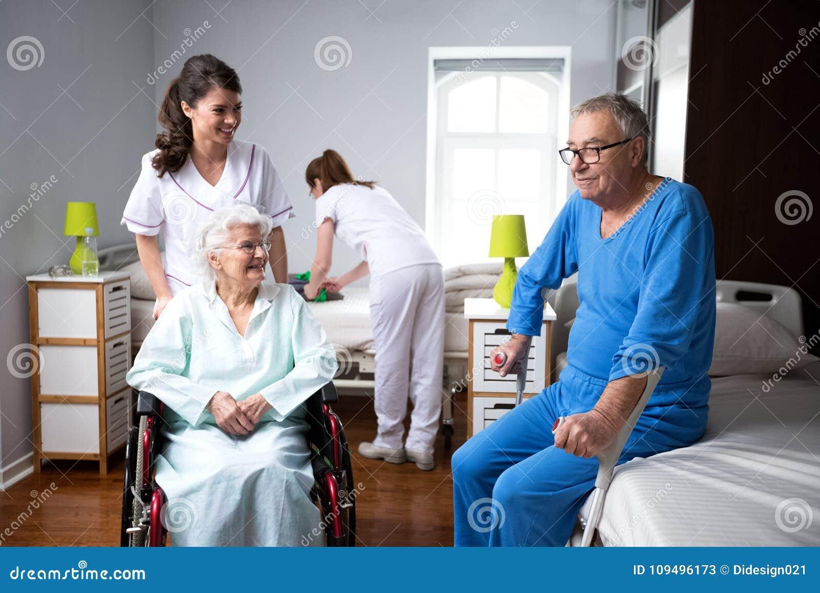 Nursing care of the elderly pdf