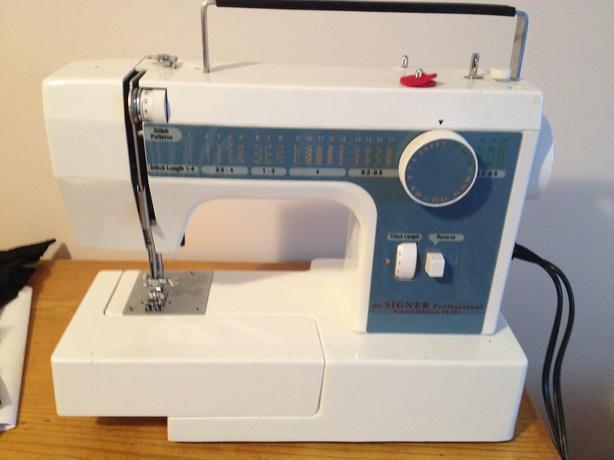 Designer professional school edition se101 sewing guide machime