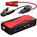 Dbpower 600a peak 18000mah portable car jump starter manual