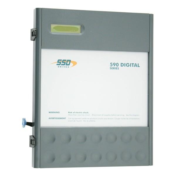 Parker ssd drives 590 manual