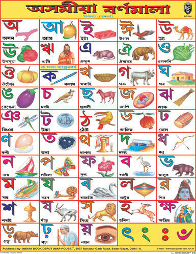 Hindi alphabet chart with pictures pdf