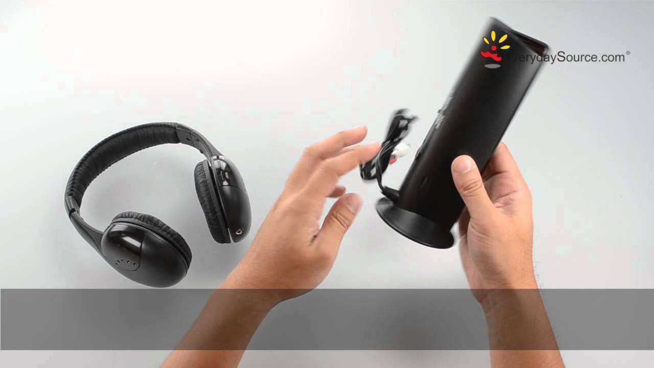 Intex wireless headphone user manual
