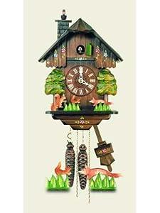 Cuckoo clock 3883 user guide