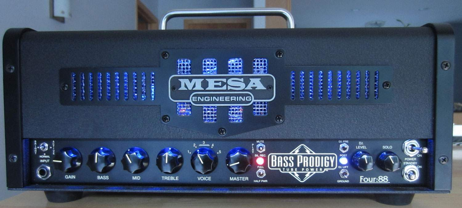 mesa boogie strategy 88 manual