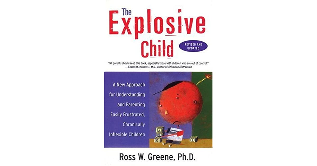 The explosive child ross greene pdf