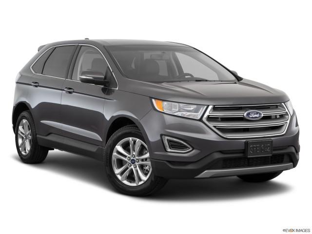 2017 ford edge titanium owners manual