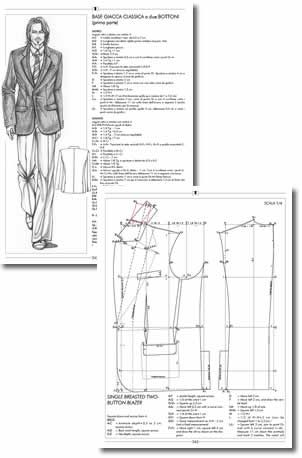 Classic tailoring techniques for menswear pdf