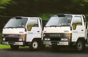 Toyota dyna workshop manual pdf