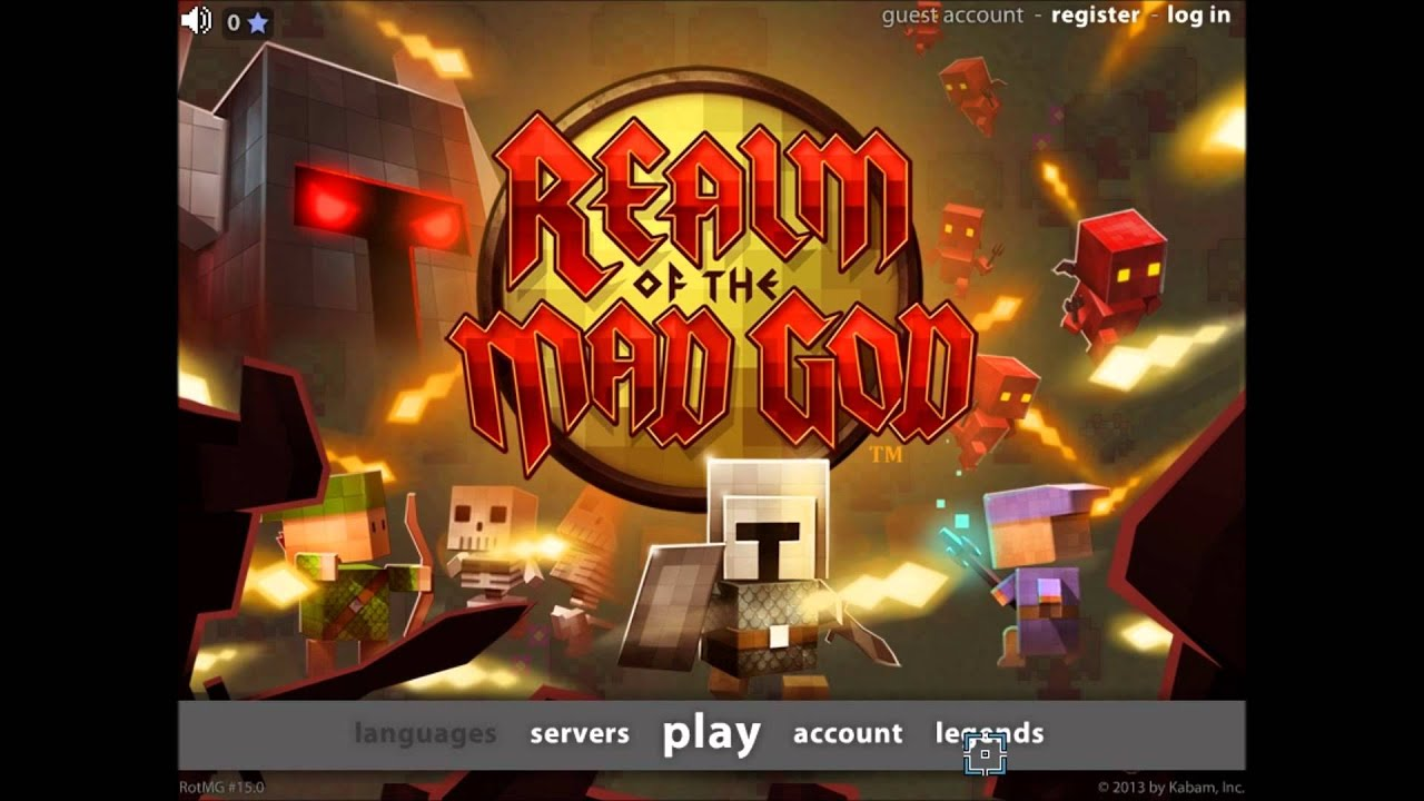 Realm of the mad god how to play with friends
