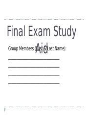 Fundamentals of nursing final exam study guide
