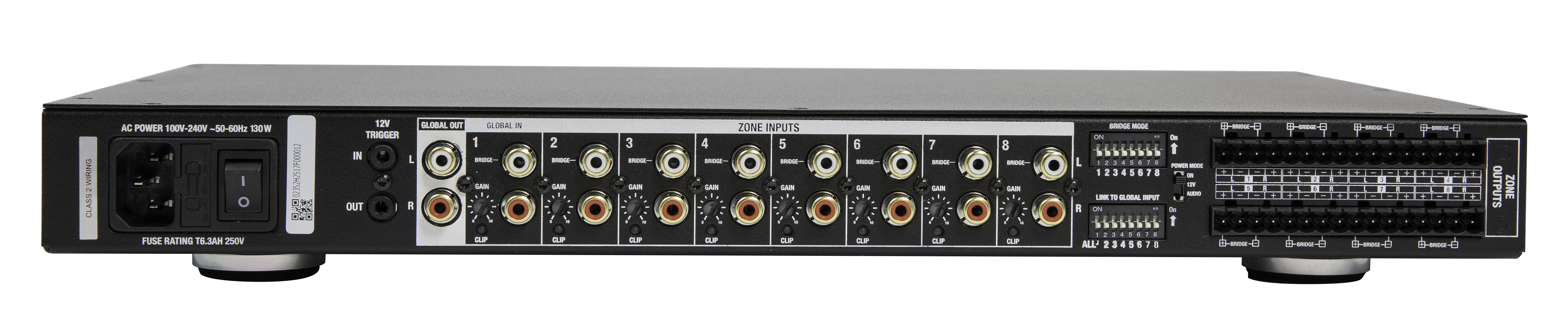 Control4 4 zone amplifier manual