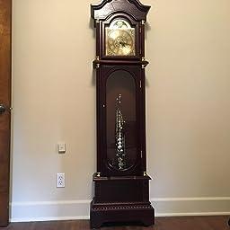 daniel dakota grandfather clock manual