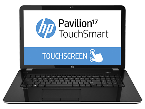 Hp pavilion 17 notebook pc manual