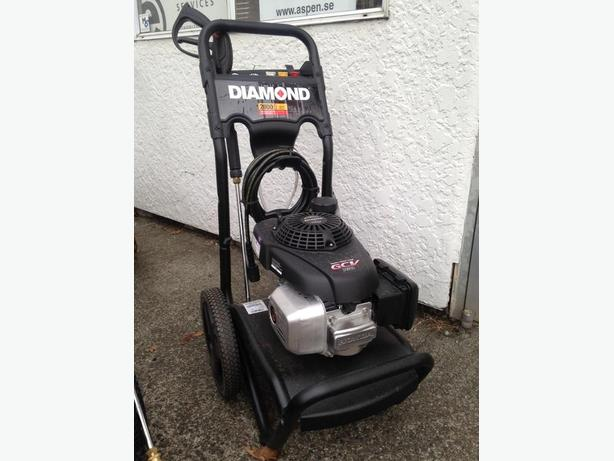 diamond pro 2600 pressure washer manual