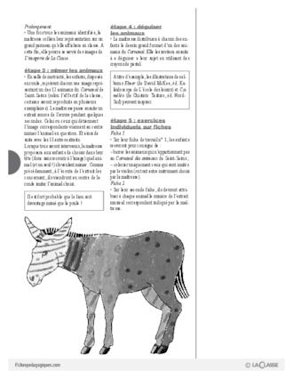 Le bistro des animaux pdf