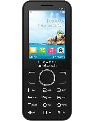 operating instruction for alcatel onetouch a392cc
