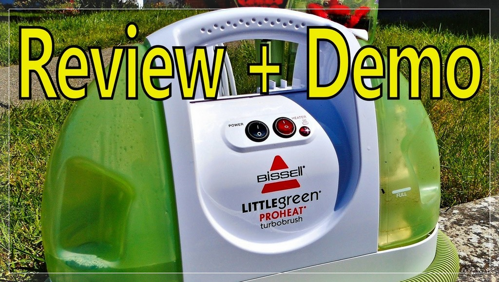 Bissell little green proheat pet deep cleaner manual