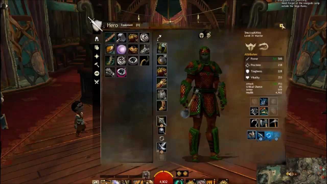Gw2 how to get zojja gear