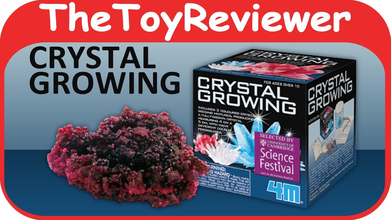 science by me crystal growing kit instructions