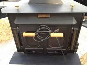 American eagle wood stove manual