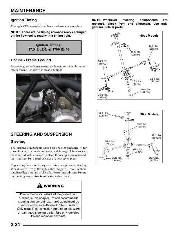 2006 polaris outlaw 90 manual