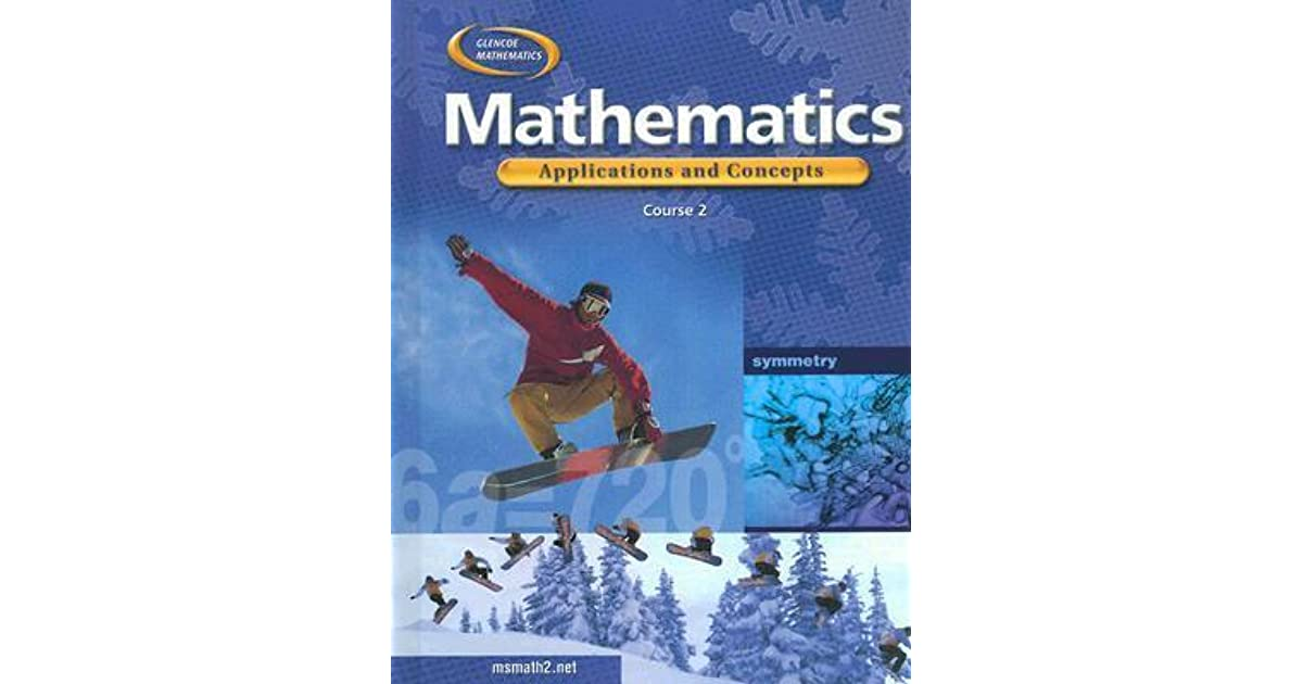 What course is mathematics applications