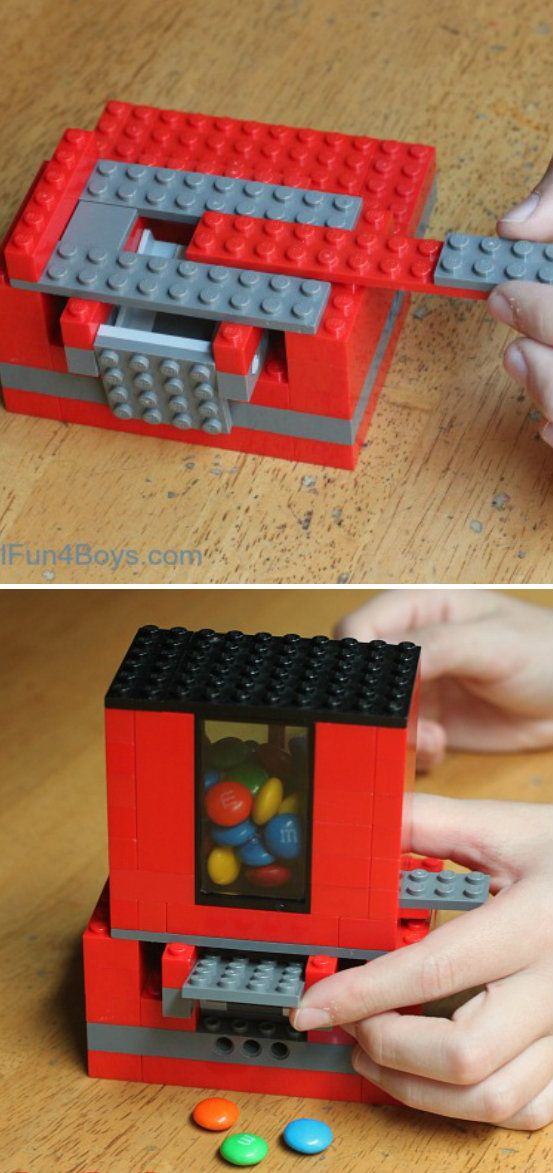 Things to build with legos instructions