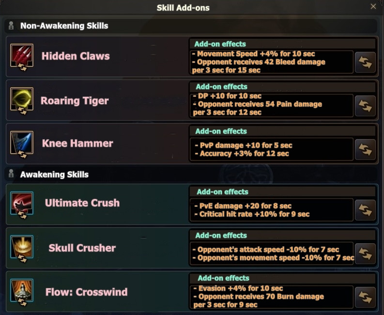 Striker awakening guide lvl 56 bdo