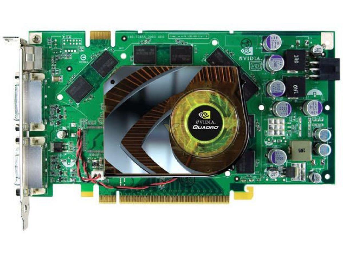 nvidia quadro fx 3450 manual