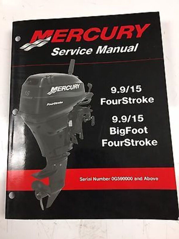 Mercury 15 hp service manual